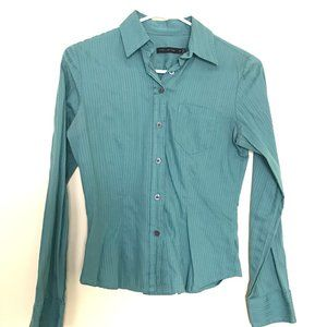 🔹2 for $9🔹The Limited | Teal Buttondown Shirt